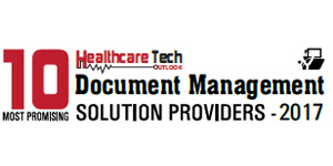 10 Most Promising Document Management Solution Providers - 2017