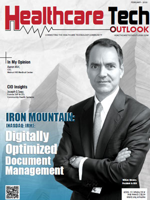 IRON MOUNTAIN: Digitally Optimized Document Management